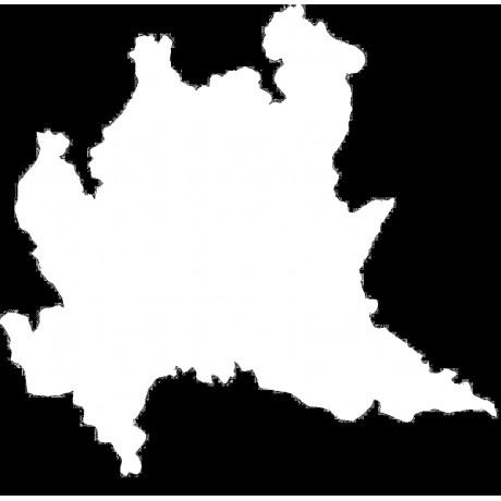 DSM Lombardia - Modello digitale del terreno