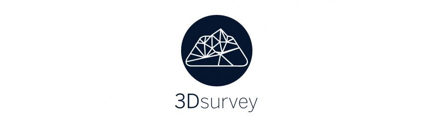 3Dsurvey - Rivendita autorizzata 3Dsurvey