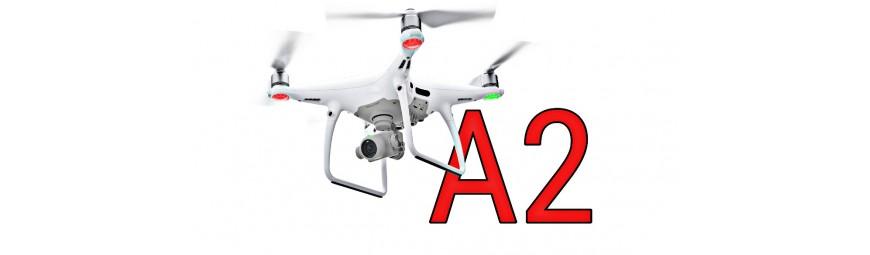 Patentino Drone A2